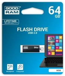 GOODRAM CUBE 64GB USB2.0 BLACK
