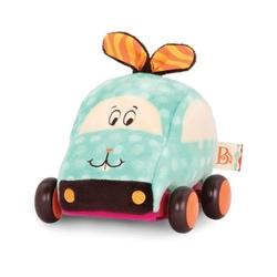 Pluszowe autko z napędem, króliczek