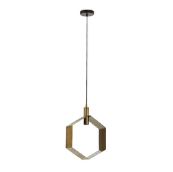Lampa wisząca CURSO - wzór 1 - 1
