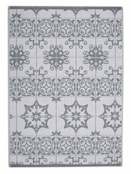 Ściereczka Kuchenna 50X70 Mozaika Popielaty - popielaty