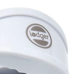 Klipsy do kocyka Lodger - Swaddle Clip 4 sztuki White
