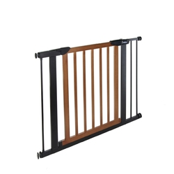 Drewniana Barierka Ochronna Na Schody lub Drzwi Max4B 75-103 cm