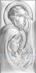 Obrazek BC63805 Święta Rodzina 18 x 36 cm