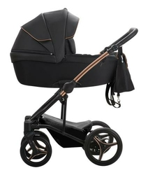 Wózek Bebetto Torino Si 4w1 BRITAX RÖMER BABY-SAFE2 + baza ISOFIX BABY-SAFE i-SIZE