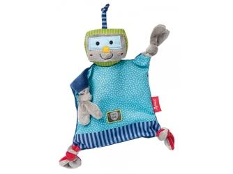 ROBOT płaska przytulanka PapaMe