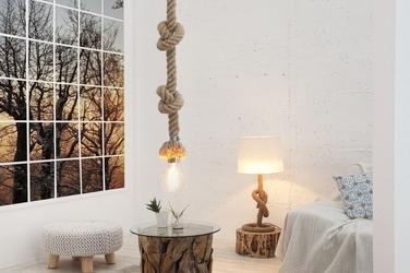 INTERIOR SPACE :: Lampa wisząca Ropes