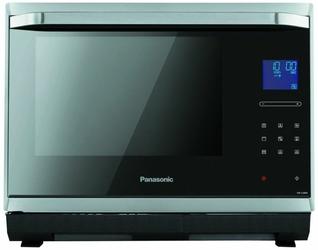 Kuchenka mikrofalowa PANASONIC NN-CS894SEPG  32 l  grill 1450W  gotowanie na parze  gotowanie kombinowane