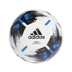 adidas Piłka Nożna Team Team J350 FJM37 CZ9573 - Biały || Niebieski || Czarny