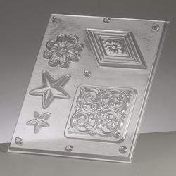 Forma do odlewów gipsowych 19x24,5cm- ornamenty X - ORX