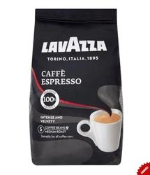 Kawa ziarnista Lavazza Espresso 1 kg czarna