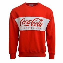 Bluza Tommy Jeans Tommy HILFIGER x Coca Cola - DM0DM06690 696
