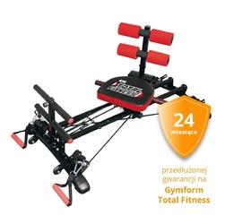 Gymform Total Fitness urządzenie treningowe - przedłużona gwarancja 12 miesięcy