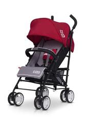 Euro Cart EZZO 2019 Scarlet Wózek parasolka + Folia + Ocieplacz