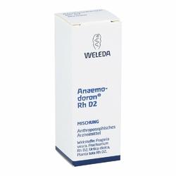 Anaemodoron Rh D 2 Dil.
