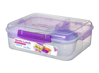 Pudełko śniadaniowe Bento Lunch To Go fioletowe