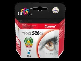 TB Print Tusz do Canon PIXMA iP 4850 Błękitny TBC-CLI526CY