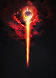 Dark Souls - The Dark Sign - plakat Wymiar do wyboru: 59,4x84,1 cm