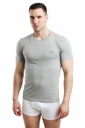 Koszulka męska Rneck szara Pierre Cardin WYSYŁKA 24H