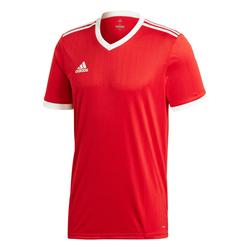 adidas Piłkarska Koszulka Męska Tabela 18 Climalite CE8935 - Czerwony