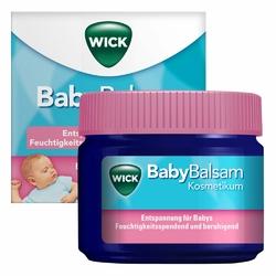 Wick Babybalsam z aloesem i lawendą