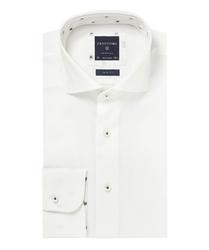 Biała koszula Profuomo typu Oxford: rozmiar 42, 43 44