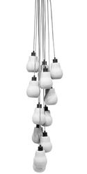 Its About RoMi :: Lampa betonowa CADIZ - Cadiz 12 kloszy
