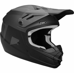 THOR KASK YOUTH SECTOR LEVEL OFFROAD BLACK MATTE