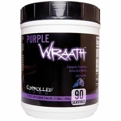 CONTROLLED LABS Purple Wraath - 1070g - Grape