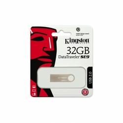 Kingston Data Traveler SE9 32GB USB2.0 Silver Metal