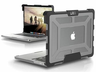 Etui UAG Urban Armor Gear Plasma Apple MacBook Pro 13 4TH GEN ICE