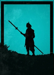 For Honor - Nobushi - plakat Wymiar do wyboru: 60x80 cm
