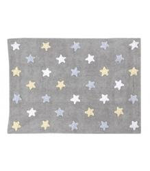 Dywan do prania w pralce Tricolor Star GrisAzul