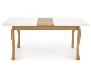 Stół rozkładany Amata 140-210x90 cm białydąb do jadalni