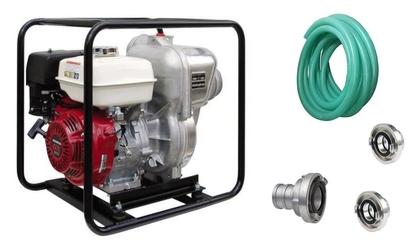 Honda Pompa wody QP-402S ZESTAW Raty 10 x 0 | Dostawa 0 zł | Dostępny 24H | Gwarancja 5 lat | Olej 10w-30 gratis | tel. 22 266 04 50 Wa-wa