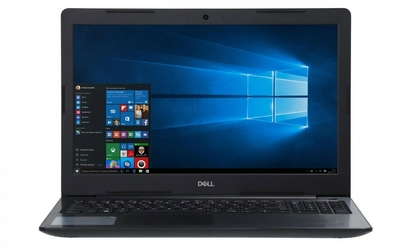 Dell Notebook Inspiron 5570 Win10Pro i7-8550U1288AMDCzarny