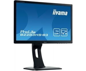 Monitor LED IIYAMA B2283HS-B3 21,5 HDMI DisplayPort - Szybka dostawa lub możliwość odbioru w 39 miastach