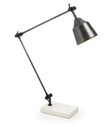 Lampa biurkowa TORREON grafitowa