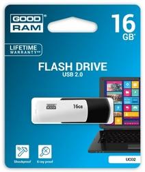 GOODRAM COLOUR BLACKWHITE 16GB USB2.0