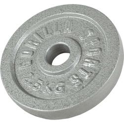 2,5 kg Obciążenie żeliwne Gorilla Sports