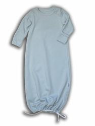 Nanaf Organic, MINT, Pierwsze ubranko, koszulka do spania 0-3 m
