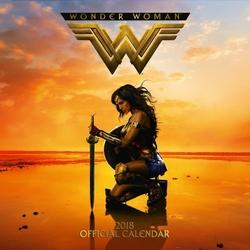 Wonder Woman - kalendarz 2018