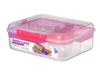 Pudełko śniadaniowe Bento Lunch To Go różowe