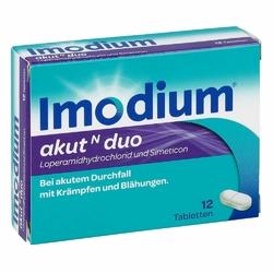 Imodium akut N duo Tabl.