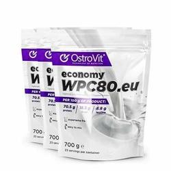 OSTROVIT WPC Economy - 700g x 3 - Vanilla