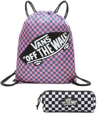 Zestaw Worek Torba Vans Banched Bag + Piórnik