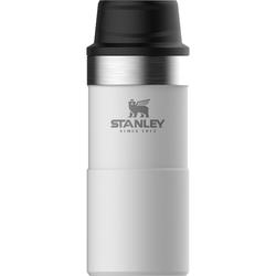 Kubek termiczny z przyciskiem One Push Stanley Trigger Classic biały 0,35L 10-06440-016