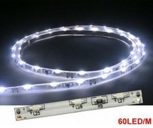 TAŚMA LED 5m SMD 335 300 diod5m - biała zimna - taśma boczna SY