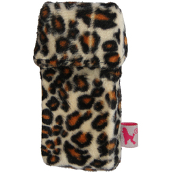 Etui na papierosy Smokeshirt Leopard Long SH0506BL