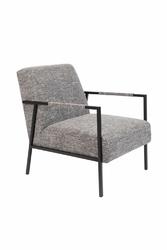 Fotel lounge WAKASAN grey