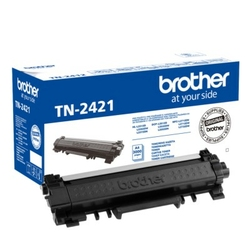 Toner Oryginalny Brother TN-2421 TN-2421 Czarny - DARMOWA DOSTAWA w 24h
